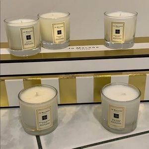 Jo Malone Five Mini Candles Gift Set